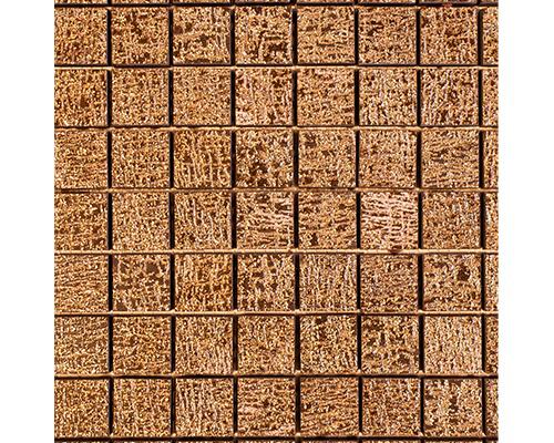 Mozaic Bronze Brillante 5x5
